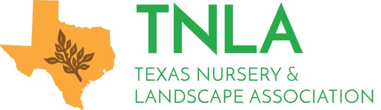 Proud Member of the Texas Nursery and Landscape Association